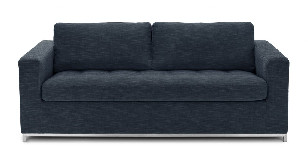 Article Soma Sofa in Midnight Blue